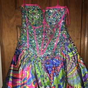 Jovani Prom Dress Size 14